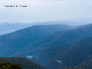 Thunderbolts Lookout, Barrington Tops National Park