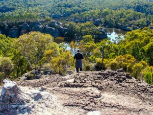 Pagoda Lookout, Dunns Swamp, Wollemi National Park