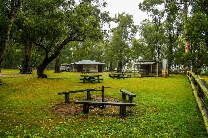 Bentleys Plain camping area