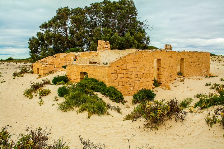 Eucla Telegraph Station