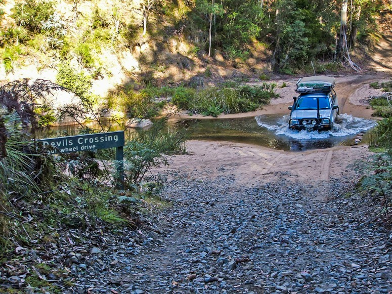 south east forest np postmans camp
