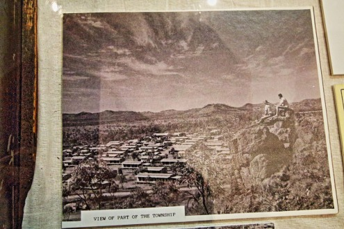 What the town of Mary Kathleen once looked like