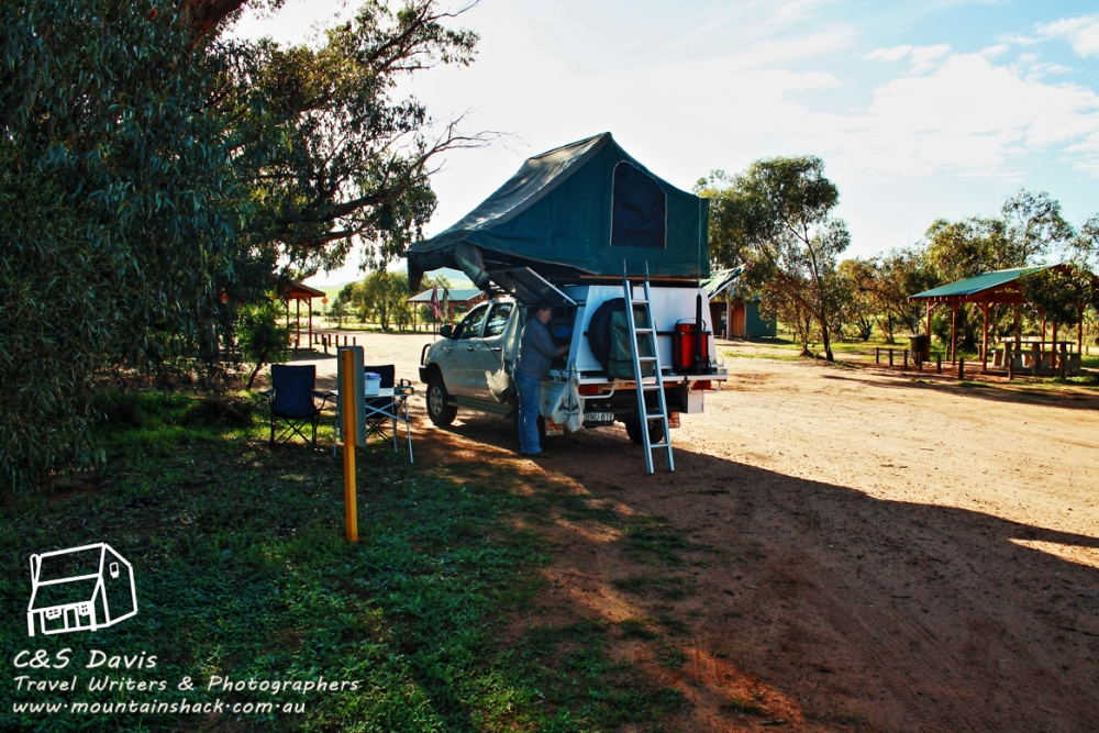 chapman valley camp