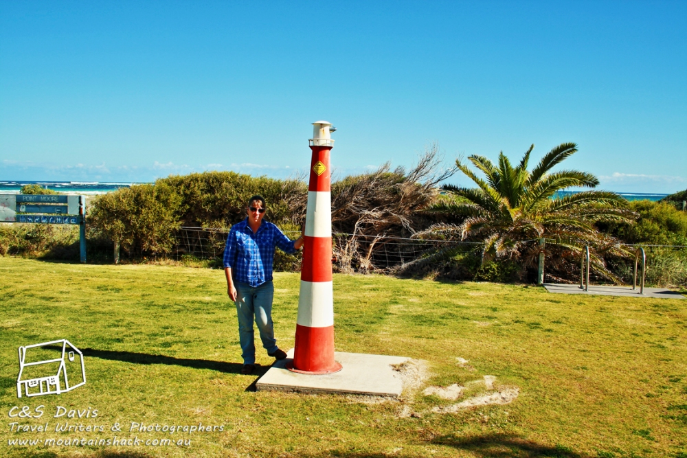 geraldton lighthouse mini