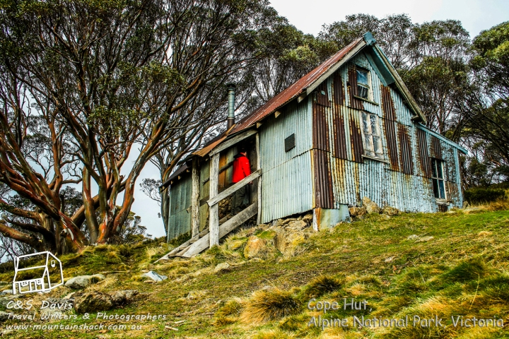 Cope Hut Bogong High Plains