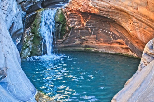 The Grotto, Hamersley Gorge