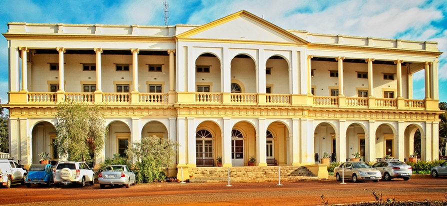 Our lodgings for the night, New Norcia Hotel