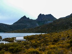 Views of stunning Cradle Mountain