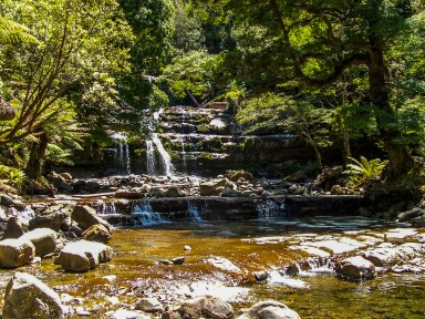 Beautiful Liffey Falls