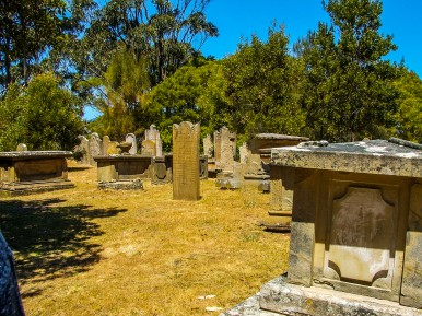 We highly recommend the Isle of the dead tour at Port Arthur