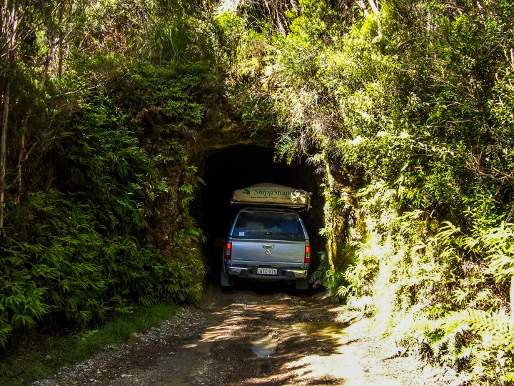 zeehan tunnel