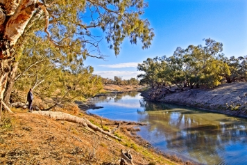 Darling River Yanda CA
